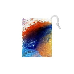 Colorful Pattern Color Course Drawstring Pouches (xs)  by BangZart