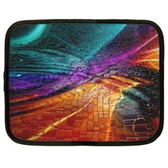 Graphics Imagination The Background Netbook Case (xl)  by BangZart