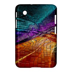 Graphics Imagination The Background Samsung Galaxy Tab 2 (7 ) P3100 Hardshell Case