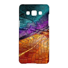 Graphics Imagination The Background Samsung Galaxy A5 Hardshell Case