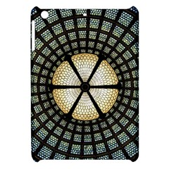 Stained Glass Colorful Glass Apple Ipad Mini Hardshell Case