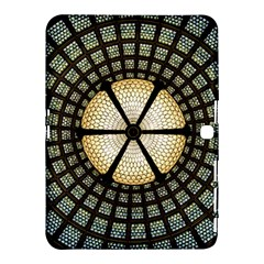 Stained Glass Colorful Glass Samsung Galaxy Tab 4 (10 1 ) Hardshell Case