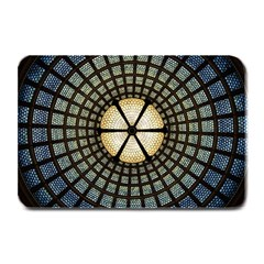 Stained Glass Colorful Glass Plate Mats by BangZart