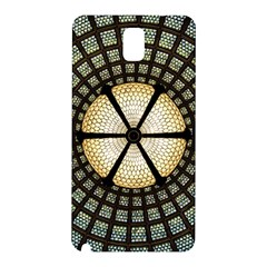 Stained Glass Colorful Glass Samsung Galaxy Note 3 N9005 Hardshell Back Case
