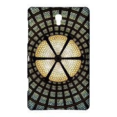 Stained Glass Colorful Glass Samsung Galaxy Tab S (8 4 ) Hardshell Case