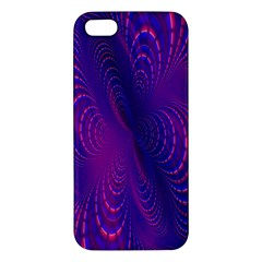 Abstract Fantastic Fractal Gradient Apple Iphone 5 Premium Hardshell Case