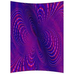 Abstract Fantastic Fractal Gradient Back Support Cushion by BangZart