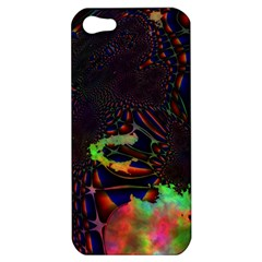 The Fourth Dimension Fractal Apple Iphone 5 Hardshell Case