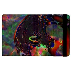 The Fourth Dimension Fractal Apple Ipad 3/4 Flip Case by BangZart