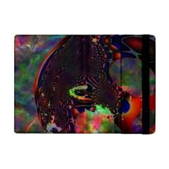 The Fourth Dimension Fractal Apple Ipad Mini Flip Case