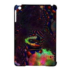 The Fourth Dimension Fractal Apple Ipad Mini Hardshell Case (compatible With Smart Cover)