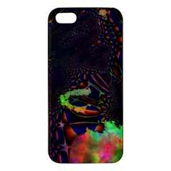 The Fourth Dimension Fractal Apple Iphone 5 Premium Hardshell Case