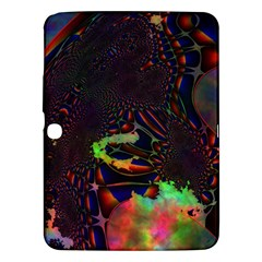 The Fourth Dimension Fractal Samsung Galaxy Tab 3 (10 1 ) P5200 Hardshell Case