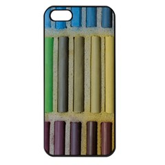 Pastels Cretaceous About Color Apple Iphone 5 Seamless Case (black)