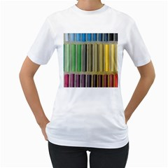 Pastels Cretaceous About Color Women s T Shirt (white)