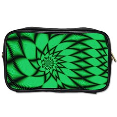 The Fourth Dimension Fractal Toiletries Bags 2 Side