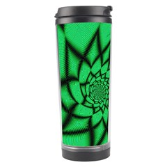The Fourth Dimension Fractal Travel Tumbler by BangZart