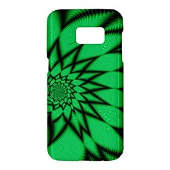 The Fourth Dimension Fractal Samsung Galaxy S7 Hardshell Case