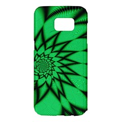 The Fourth Dimension Fractal Samsung Galaxy S7 Edge Hardshell Case