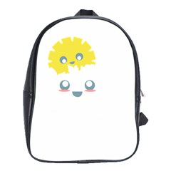Cloud Cloudlet Sun Sky Milota School Bag (xl) by BangZart