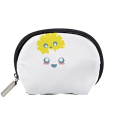 Cloud Cloudlet Sun Sky Milota Accessory Pouches (small)