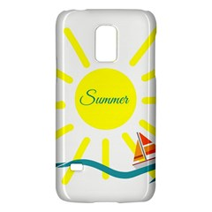 Summer Beach Holiday Holidays Sun Galaxy S5 Mini