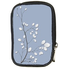 Branch Leaves Branches Plant Compact Camera Cases by BangZart