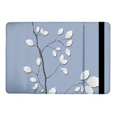 Branch Leaves Branches Plant Samsung Galaxy Tab Pro 10 1  Flip Case by BangZart