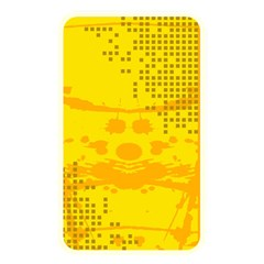 Texture Yellow Abstract Background Memory Card Reader