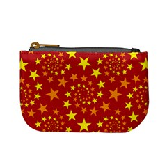 Star Stars Pattern Design Mini Coin Purses by BangZart