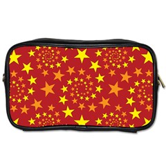 Star Stars Pattern Design Toiletries Bags 2 Side