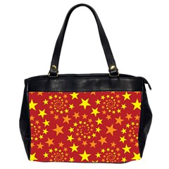 Star Stars Pattern Design Office Handbags (2 Sides)  by BangZart