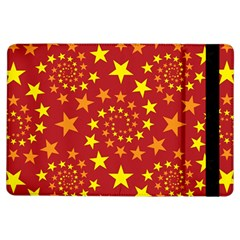 Star Stars Pattern Design Ipad Air Flip