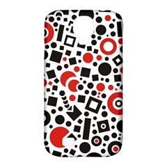 Square Objects Future Modern Samsung Galaxy S4 Classic Hardshell Case (pc+silicone) by BangZart