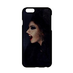 Vampire Woman Vampire Lady Apple Iphone 6/6s Hardshell Case by BangZart