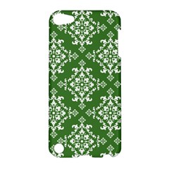 St Patrick S Day Damask Vintage Apple Ipod Touch 5 Hardshell Case by BangZart