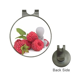 Fruit Healthy Vitamin Vegan Hat Clips with Golf Markers