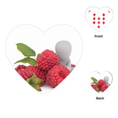 Fruit Healthy Vitamin Vegan Playing Cards (Heart)