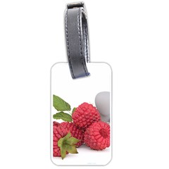 Fruit Healthy Vitamin Vegan Luggage Tags (One Side)