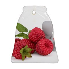 Fruit Healthy Vitamin Vegan Bell Ornament (Two Sides)