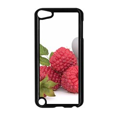 Fruit Healthy Vitamin Vegan Apple iPod Touch 5 Case (Black)