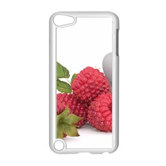 Fruit Healthy Vitamin Vegan Apple iPod Touch 5 Case (White)