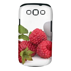 Fruit Healthy Vitamin Vegan Samsung Galaxy S III Classic Hardshell Case (PC+Silicone)
