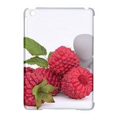 Fruit Healthy Vitamin Vegan Apple iPad Mini Hardshell Case (Compatible with Smart Cover)