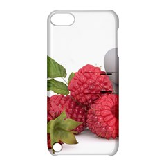 Fruit Healthy Vitamin Vegan Apple iPod Touch 5 Hardshell Case with Stand