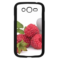 Fruit Healthy Vitamin Vegan Samsung Galaxy Grand Duos I9082 Case (black)