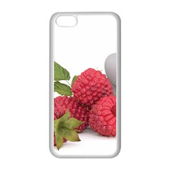 Fruit Healthy Vitamin Vegan Apple Iphone 5c Seamless Case (white) by BangZart