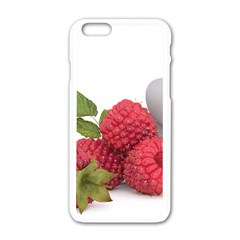 Fruit Healthy Vitamin Vegan Apple Iphone 6/6s White Enamel Case by BangZart