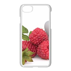 Fruit Healthy Vitamin Vegan Apple iPhone 7 Seamless Case (White)