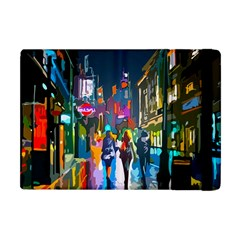 Abstract Vibrant Colour Cityscape Apple Ipad Mini Flip Case by BangZart